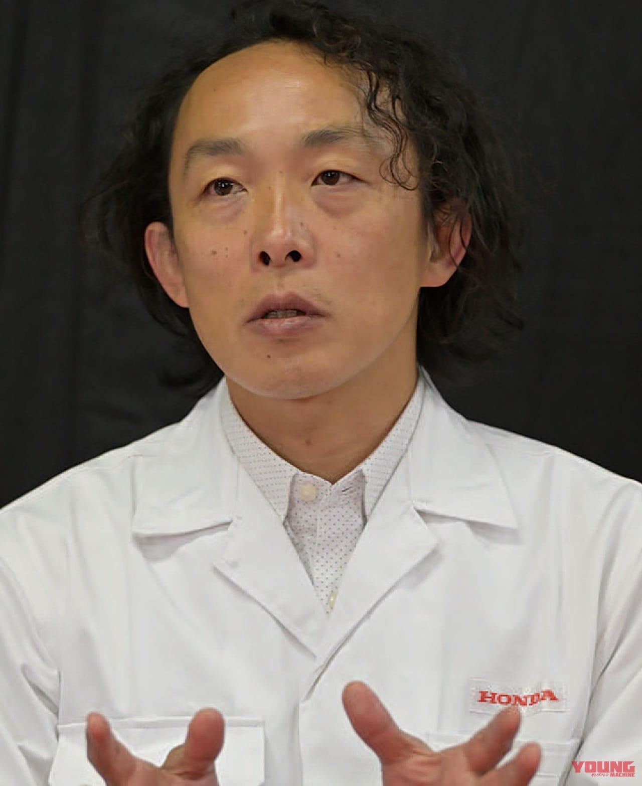 ホンダ CRF1100Lアフリカツインシリーズ開発者インタビュー