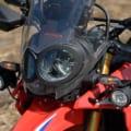 キジマ LEDフォグランプKIT装着テスト【視界不良な林道ツーリングでも安心】