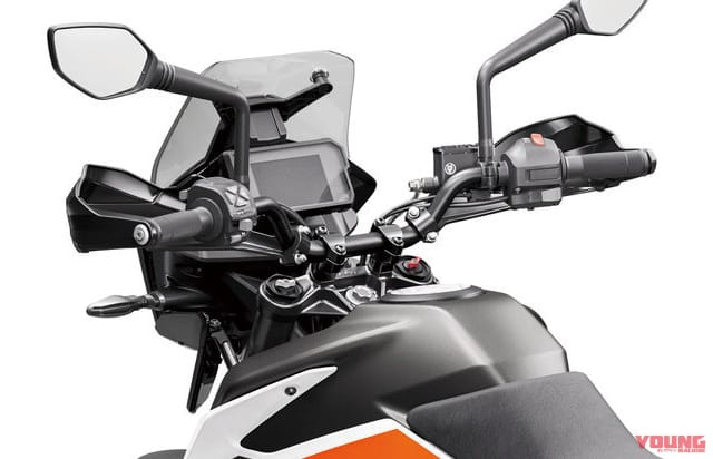 KTM 390 アドベンチャー