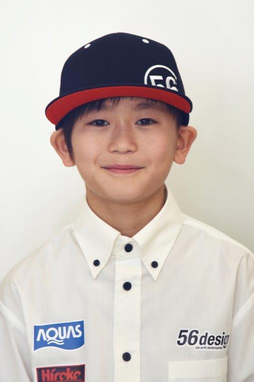 小田喜阿門選手