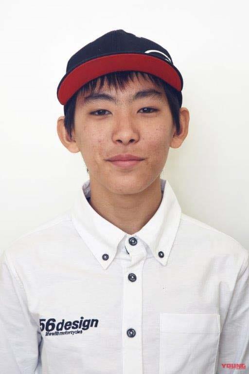 松山拓磨選手