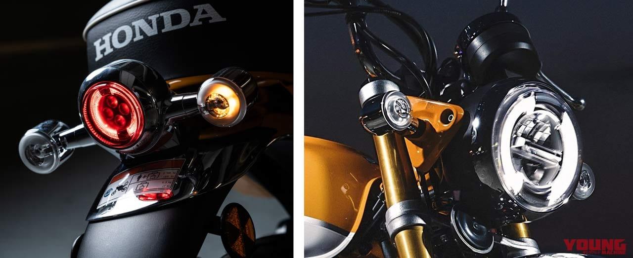 ホンダ モンキー125/ABS