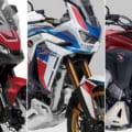 '20新車バイク総覧〈大型アドベンチャー&オフロード|国産車#2/4〉ホンダ