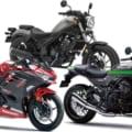 '19ベストセラーバイクはZ900RS/Ninja400/レブル250