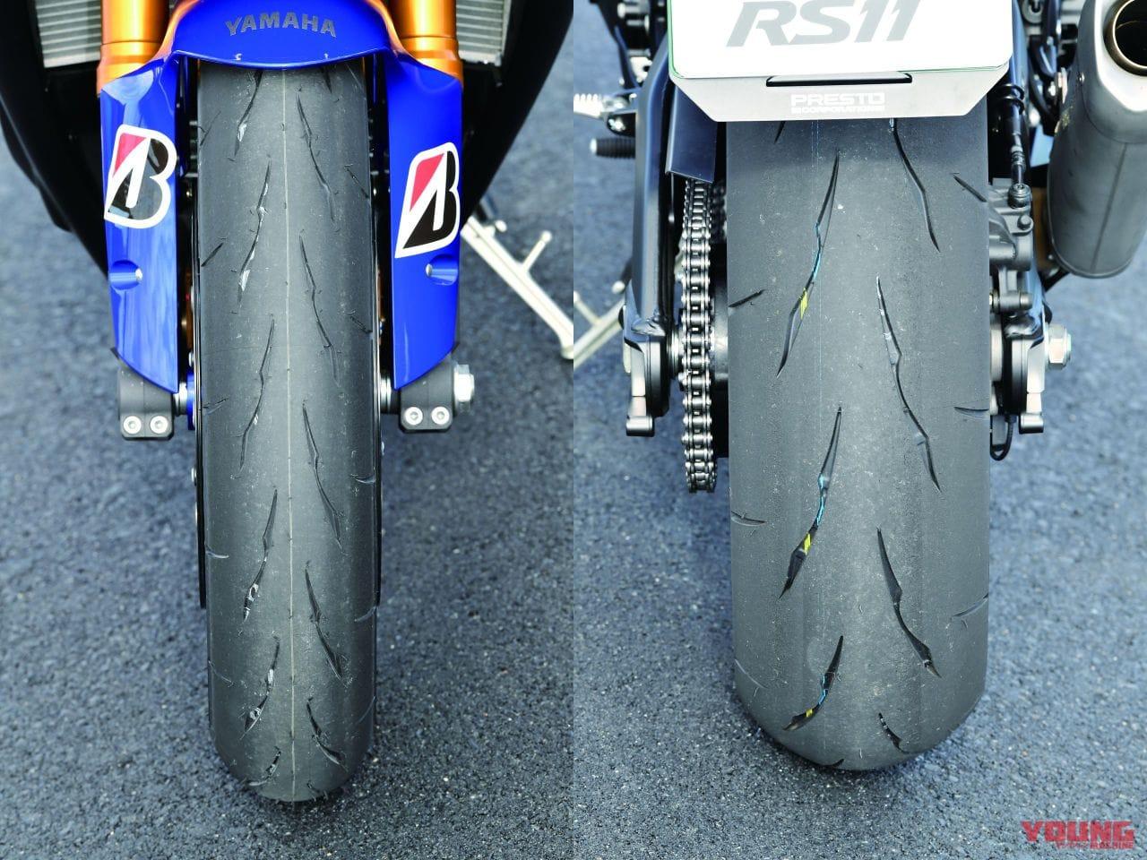 ブリヂストン バトラックス レーシングストリート RS11