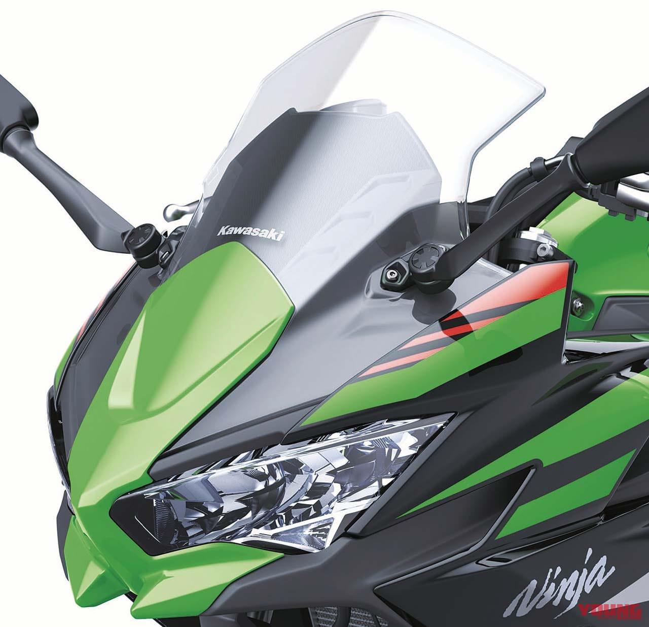 カワサキ Ninja650 KRT Edition
