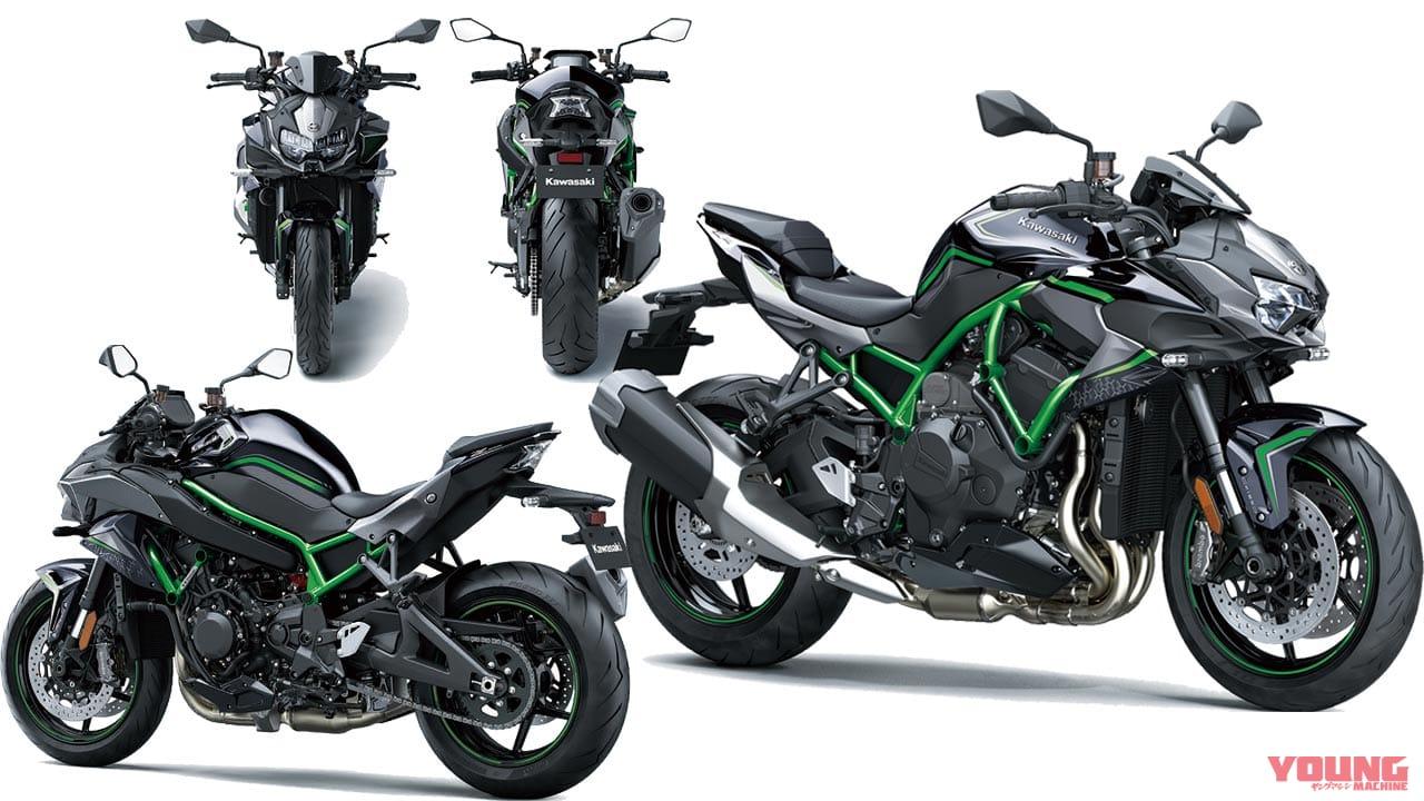 '20新車バイク総覧〈大型ネイキッド|国産車#1/5〉カワサキ-1