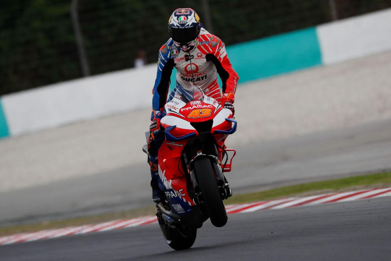 MotoGP Sepang Test jack miller 2020 FEB 07