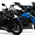 スズキ GSX-S1000F/GSX-S1000/GSX-S750がカラーリング変更、2020年モデルも価格は据え置き