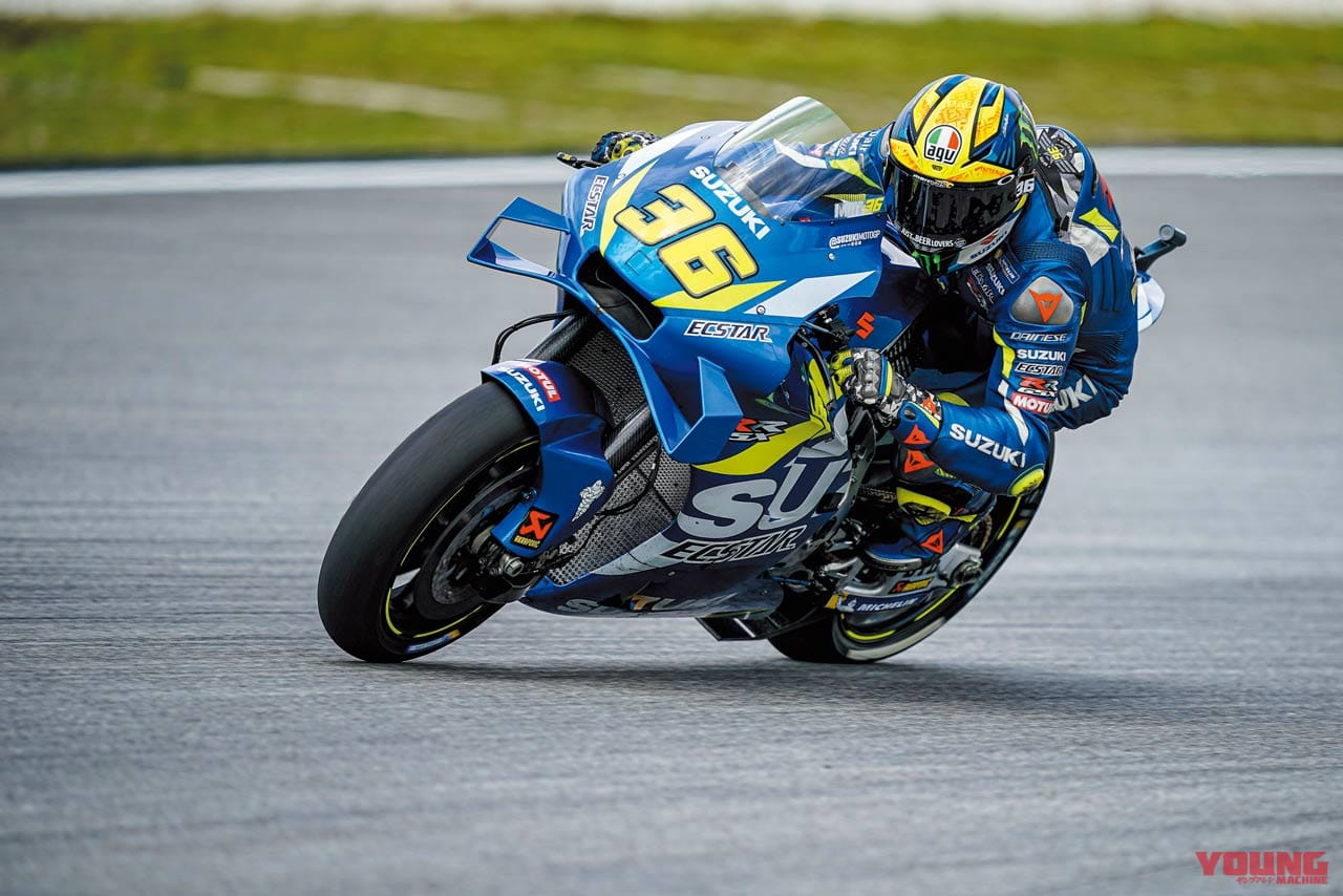 MotoGP スズキ GSX-RR