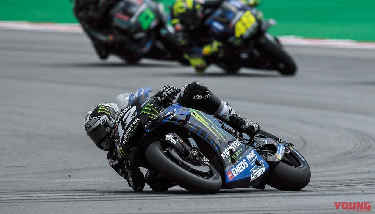 """'19 MotoGPを振り返る〈ヤマハ後編〉【苦境を乗り越え再び""""取り返す""""】"""