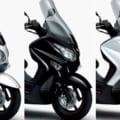 ジャストサイズ200ccスクーター、スズキ「バーグマン200」に新色×3が登場!