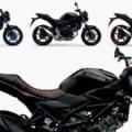 今や貴重な国産Vツインスポーツ! スズキ「SV650、SV650X」に2020年モデル新色が登場
