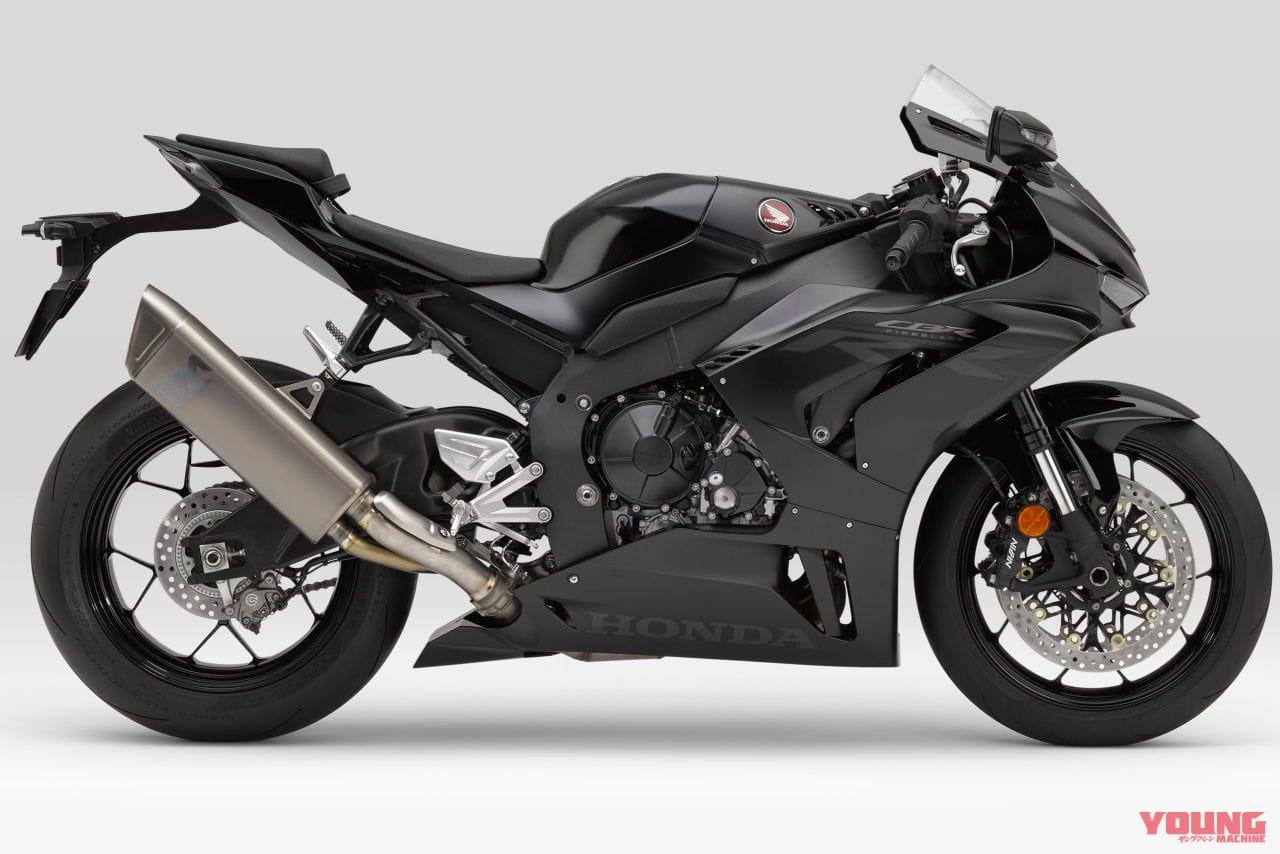 HONDA CBR1000RR-R FIREBLADE[2020]マットパールモリオンブラック