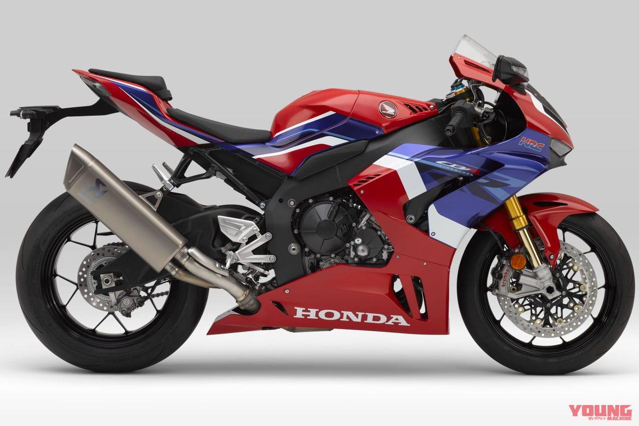HONDA CBR1000RR-R FIREBLADE SP[2020]グランプリレッド