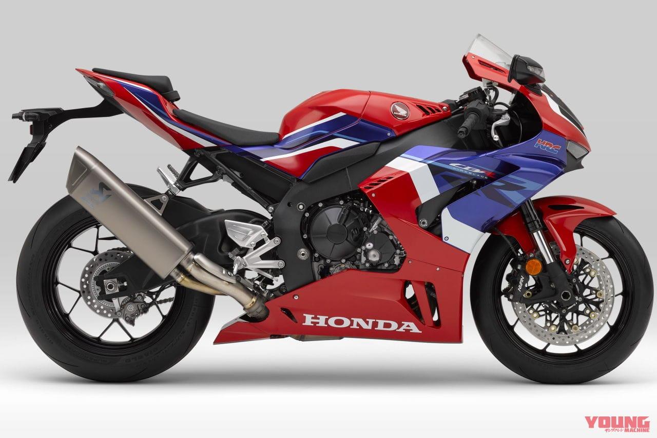 HONDA CBR1000RR-R FIREBLADE[2020]グランプリレッド