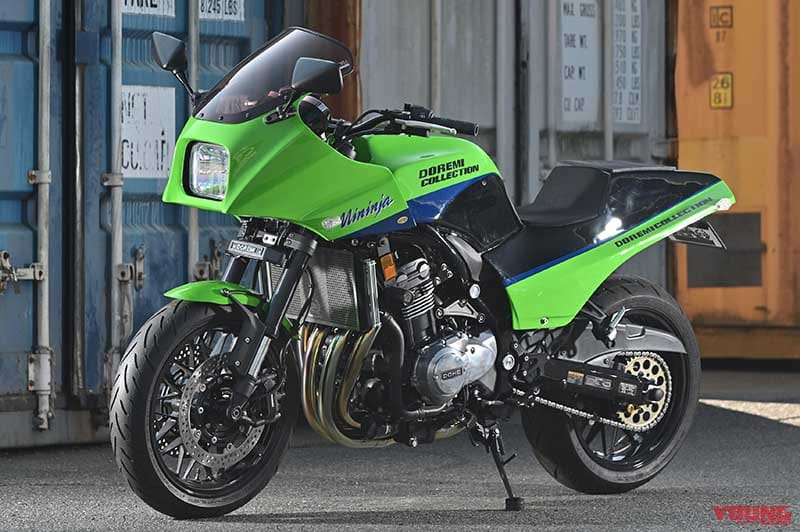 Z900RSニンジャスタイル02