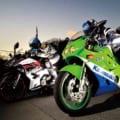 250cc4気筒の実力再検証:ZXR250/Ninja400【0-1000m比較】