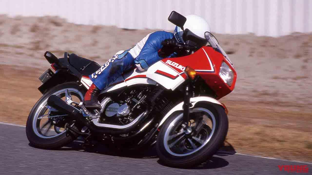 250cc直4ヒストリープレイバック・スズキ編【世界初の量産モデルはスズキから】