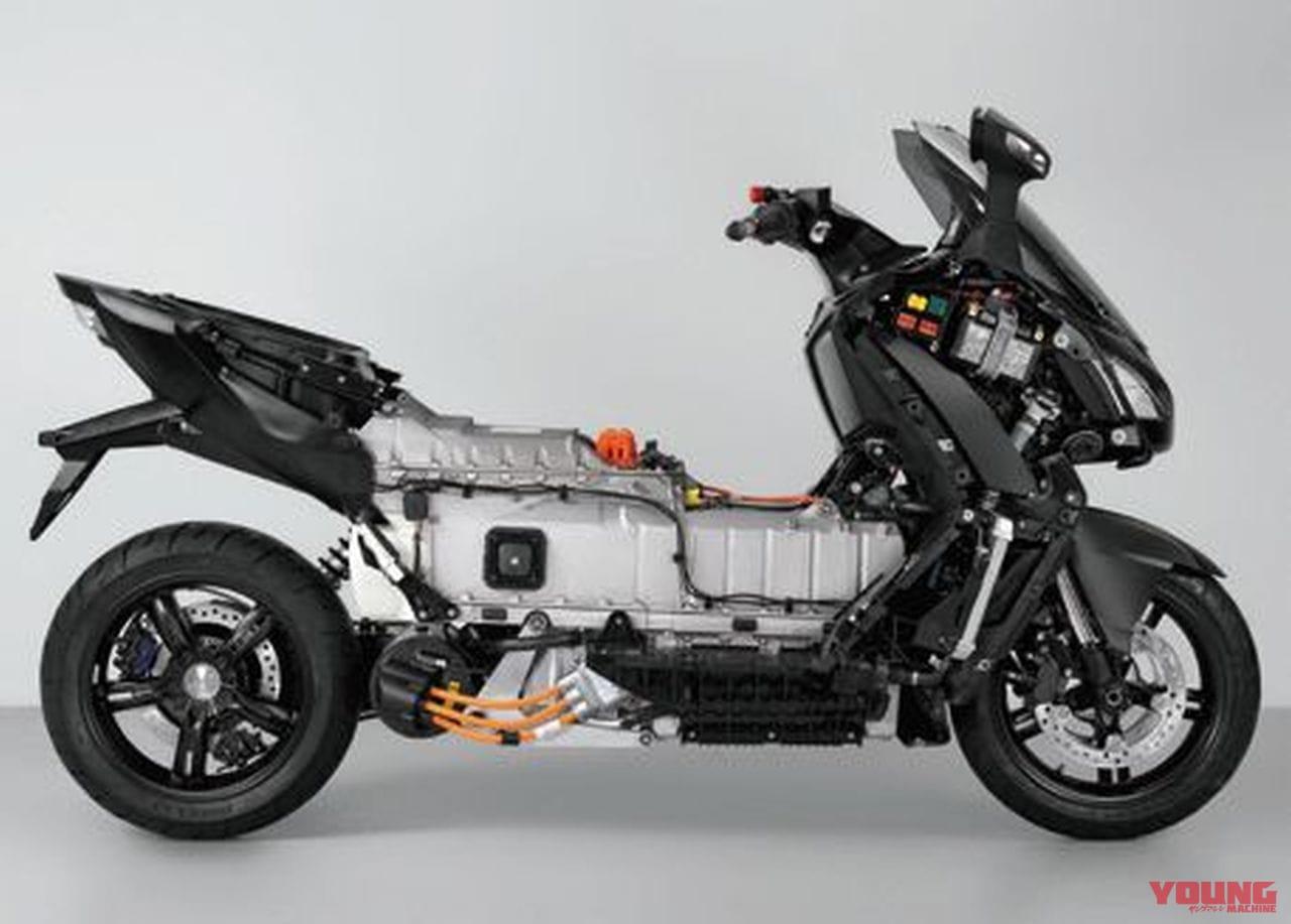 BMW Cエボリューション
