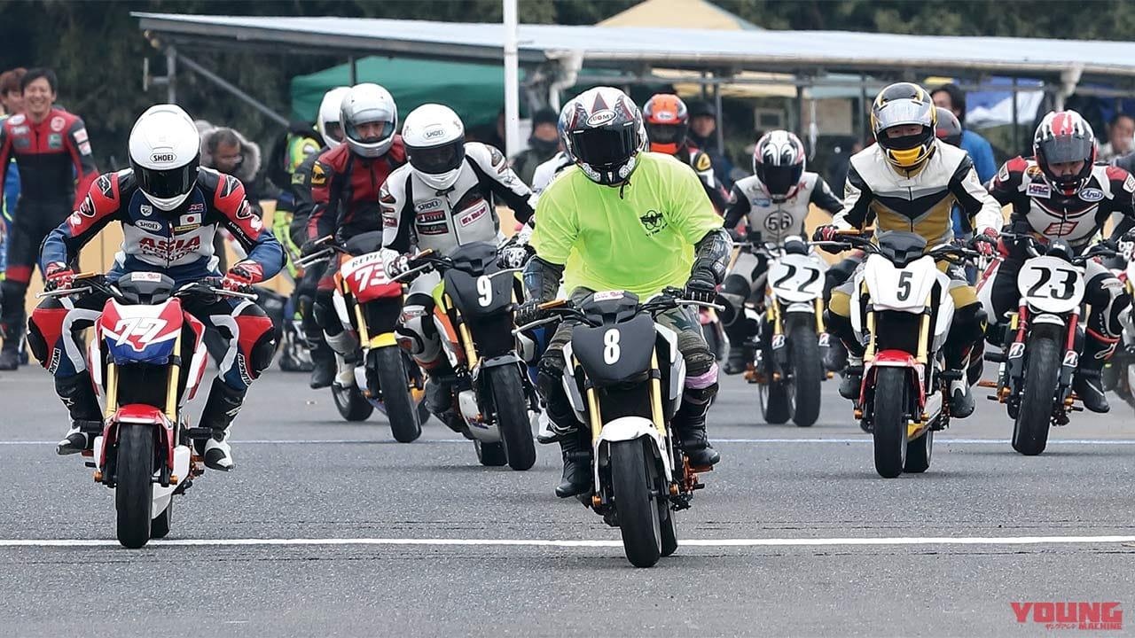 レンタルミニバイク耐久レース「Let'sレン耐」参戦記【YMメンバーズ会員も激走】