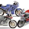 250cc直4ヒストリープレイバック・ヤマハ後編【異次元フェーザーからFZRへ】