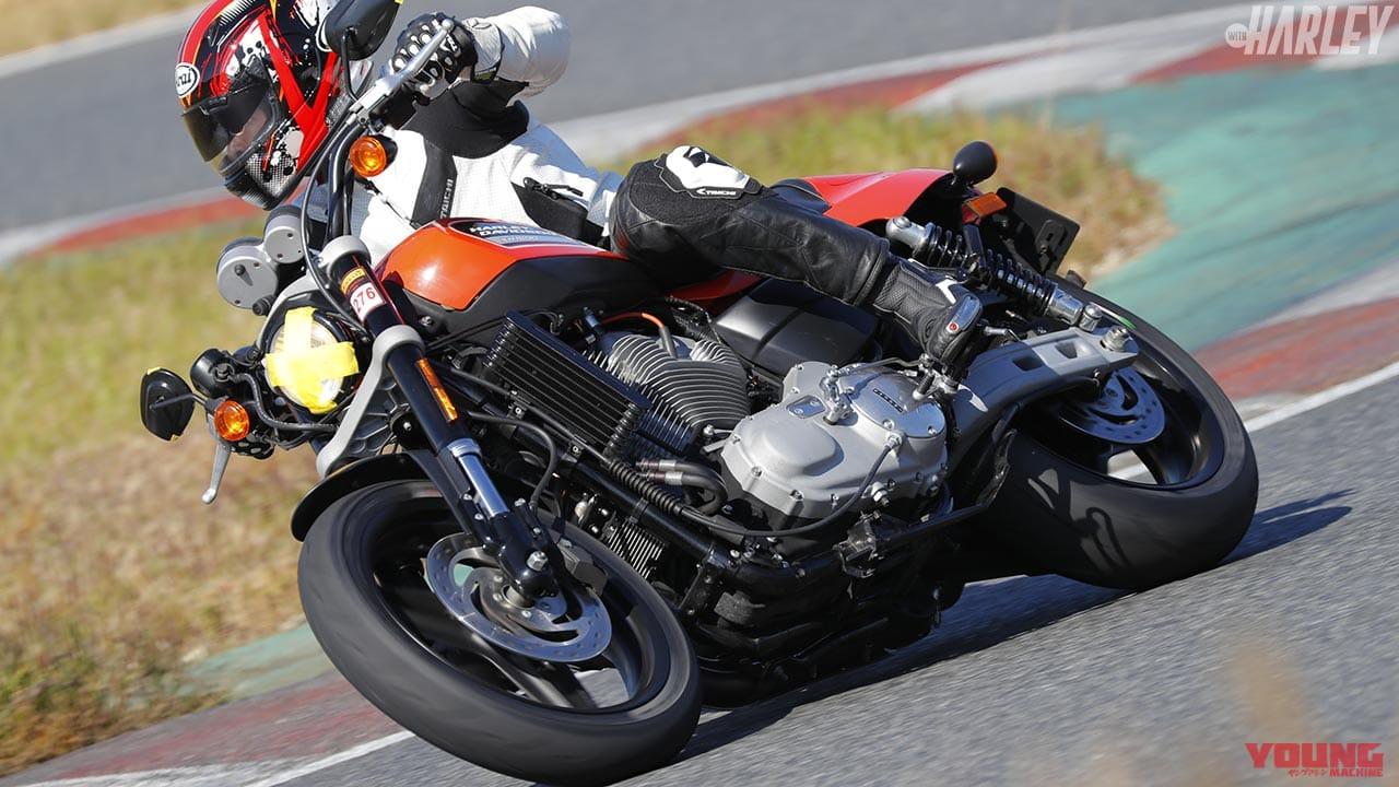 METZELER RACETEC RRでサーキット走行