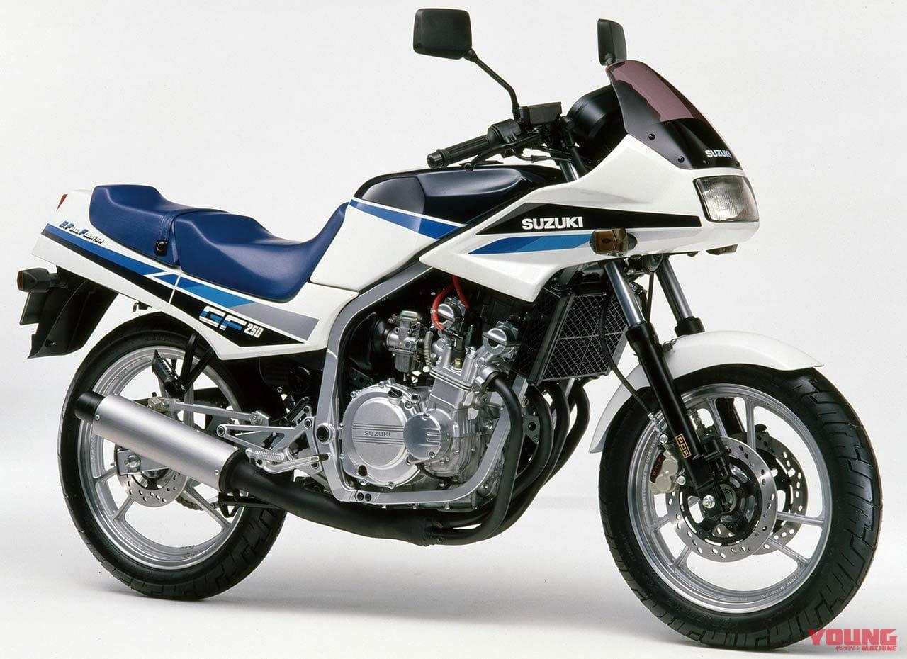 スズキGF250S