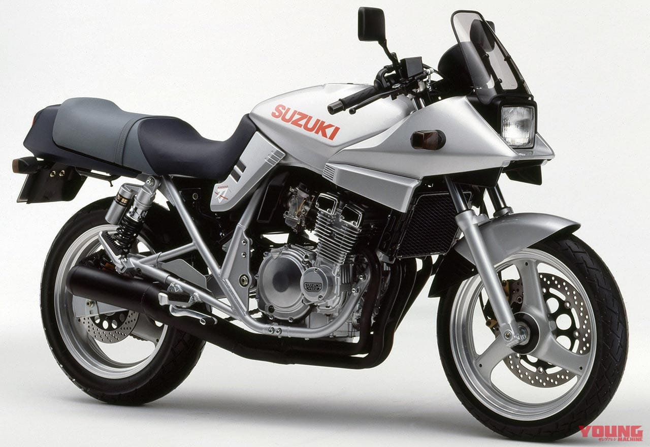 スズキ GSX250S KATANA