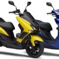 ヤマハの通勤快速! スクーター軽二輪155cc「マジェスティS」と原付二種「シグナスX」に鮮やかな新色