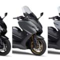 スポーツ度MAX! ヤマハ新型「TMAX560 TECH MAX ABS」「TMAX560 ABS」が登場