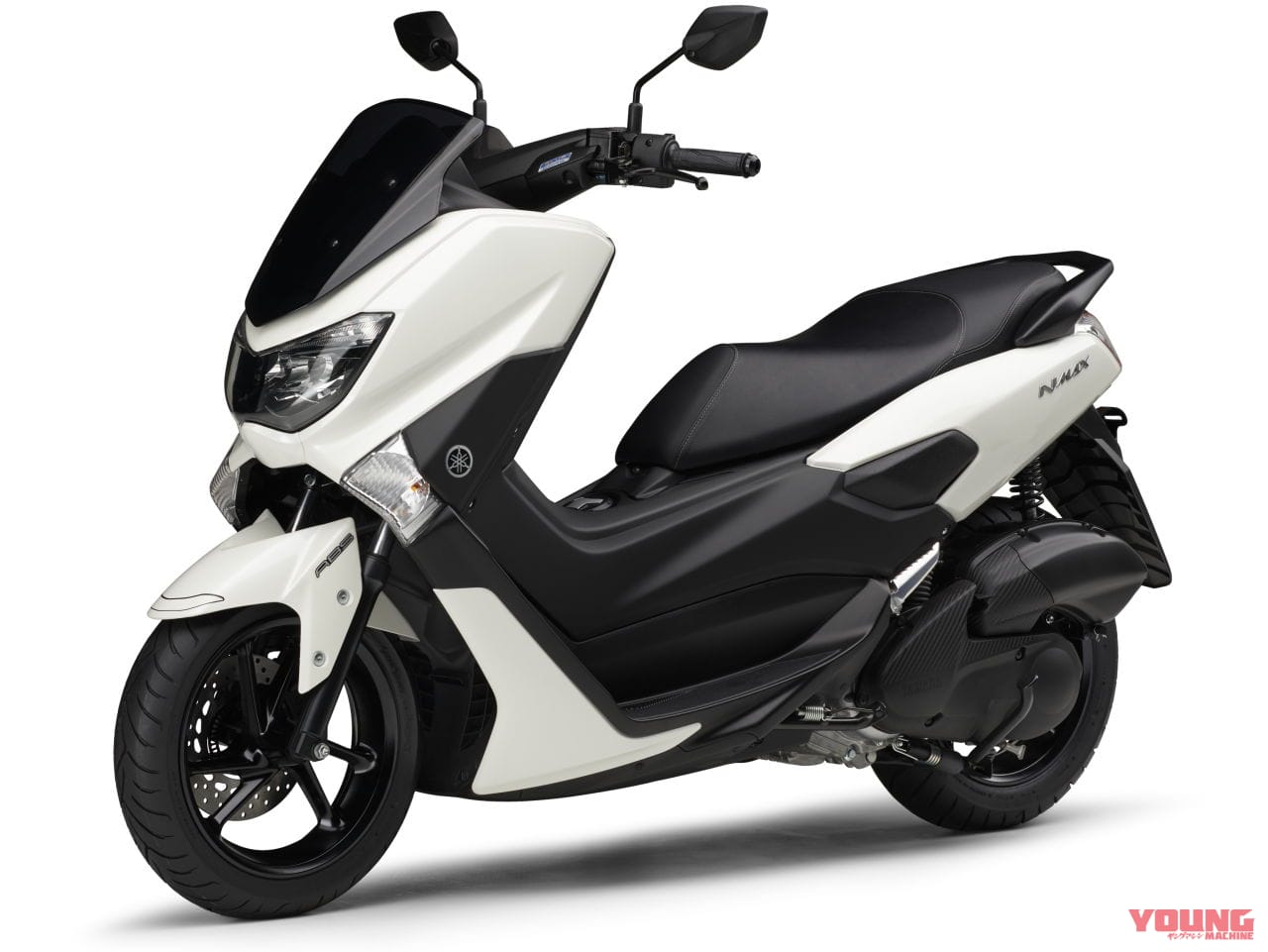 YAMAHA NMAX ABS[2020]ホワイトメタリック6(ホワイト)※継続色