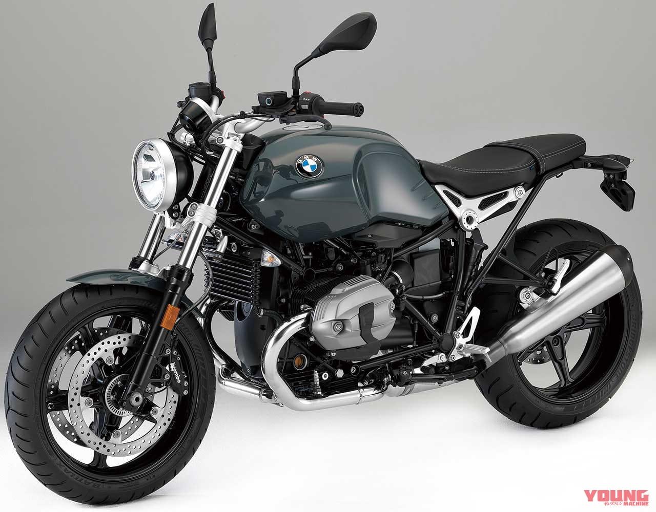 BMW  R ナインT ピュア