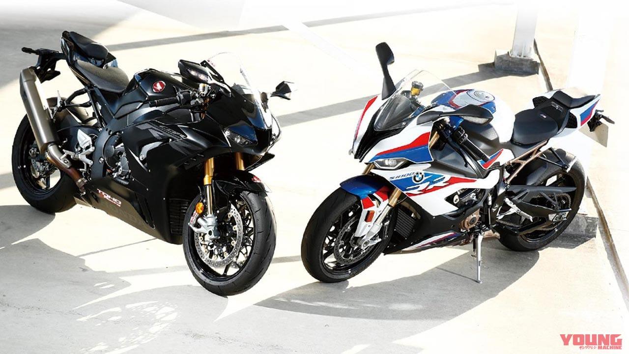 CBR1000RR-R vs S1000RR