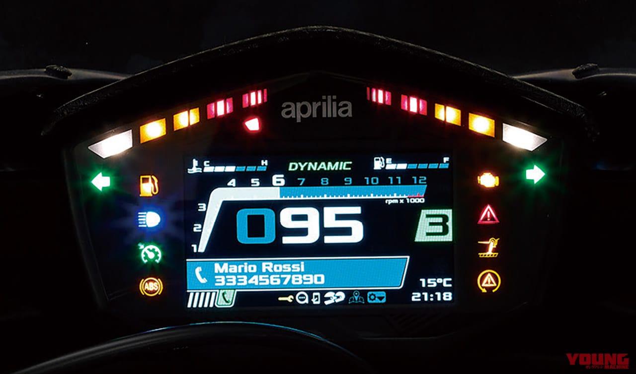 アプリリア RS660