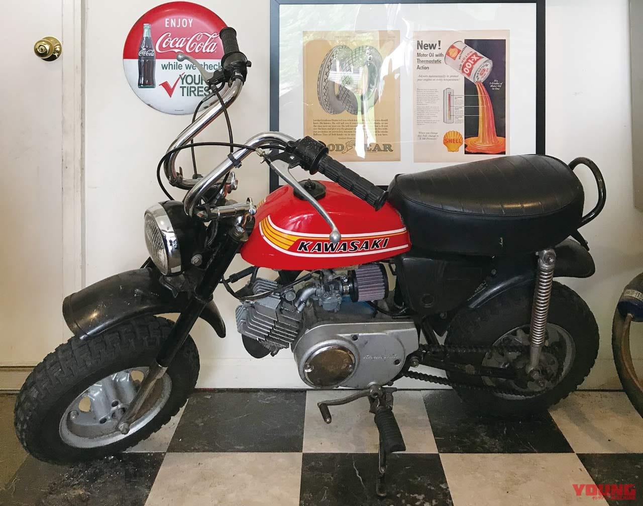 '70カワサキKV75