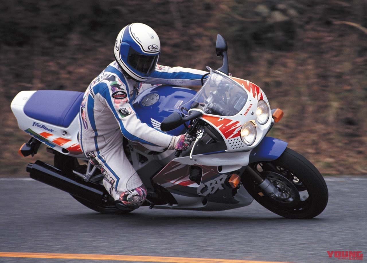 ホンダCBR900RR ファイアーブレード