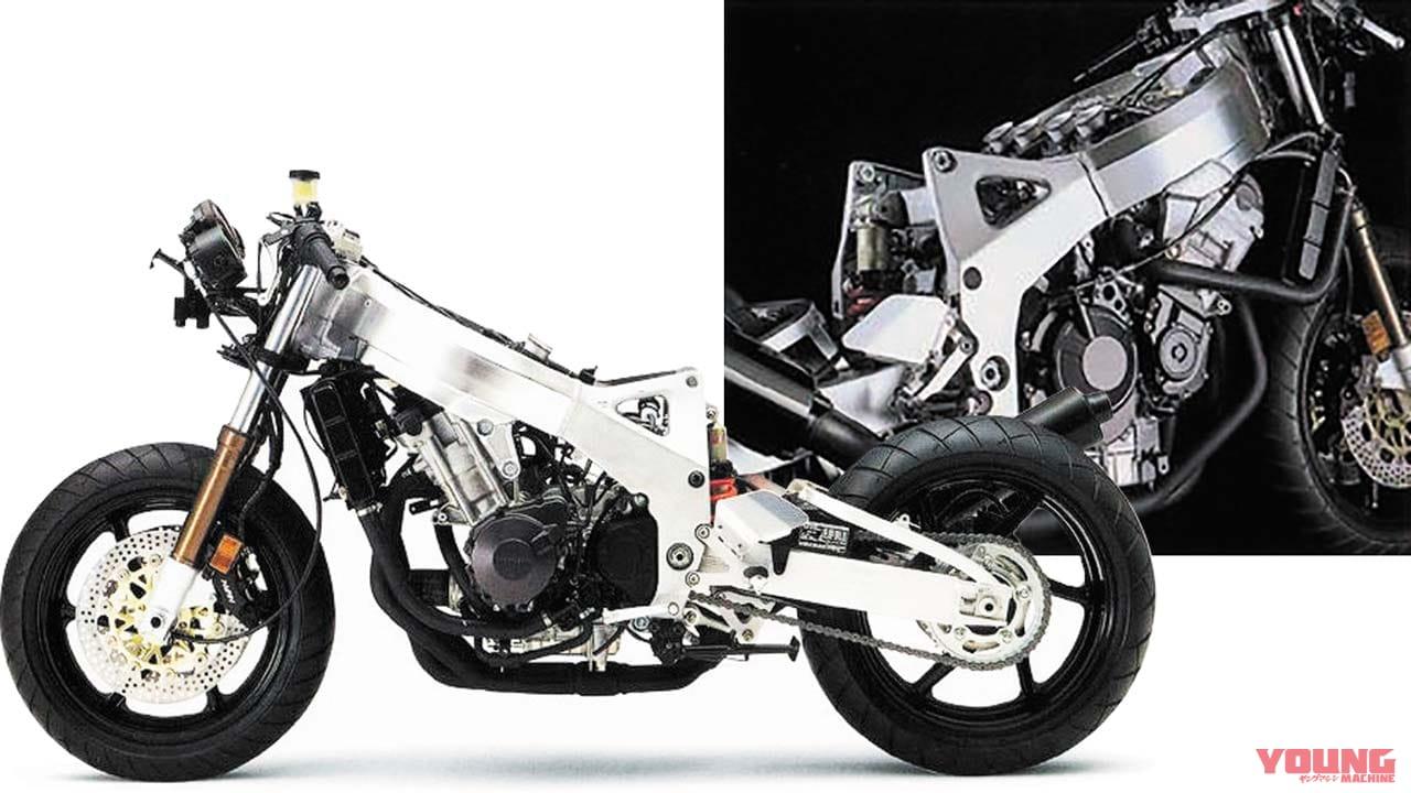 '90 ホンダCBR900RR ファイアーブレード