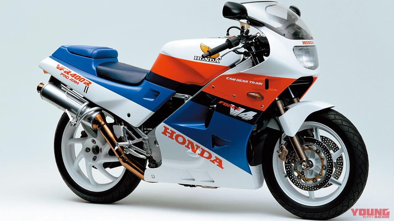 '87 HONDA VFR400R