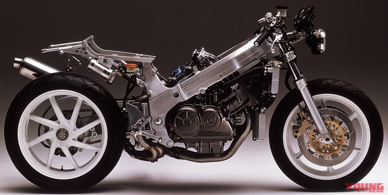 '87 HONDA VFR750R