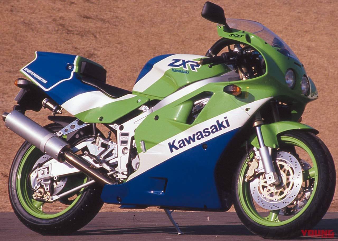 '89 カワサキZXR400