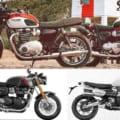 '20新車バイク総覧〈大型ヘリテイジ|外国車#3/5〉トライアンフ