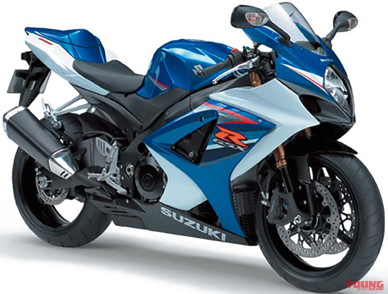 '07 スズキGSX-R1000