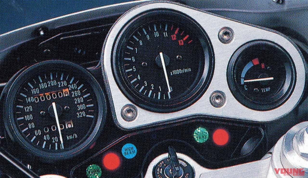 時代を切り拓いた革新のエポックマシン:スズキGSX-R1100【6ポットキャリパー】