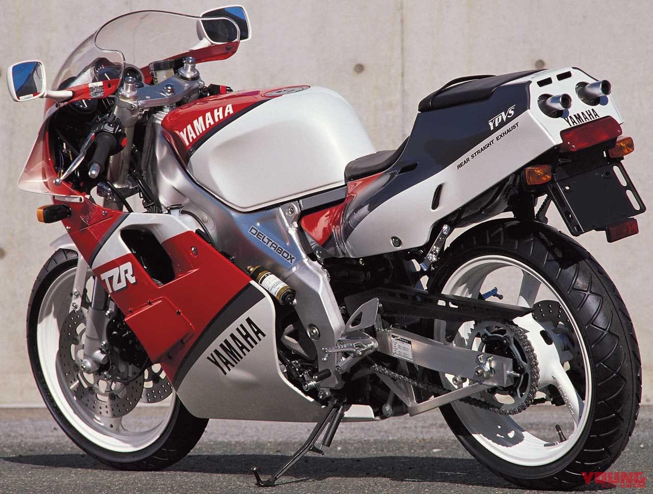 ヤマハTZR250