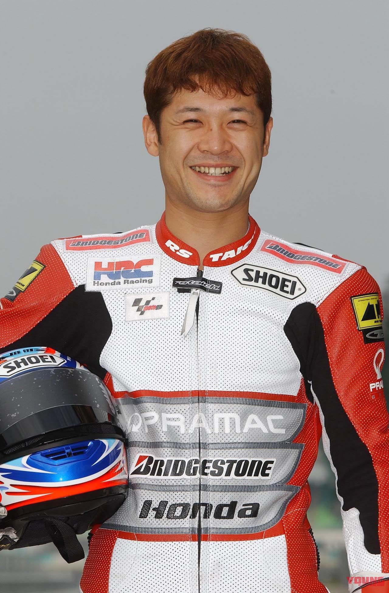 2003年の開幕前テストで、玉田誠選手