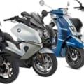 '20新車バイク総覧〈スクーター|外国車#1/3〉BMW&プジョー