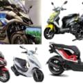 '20新車バイク総覧〈スクーター|外国車#3/3〉キムコ SYM タイホンダ