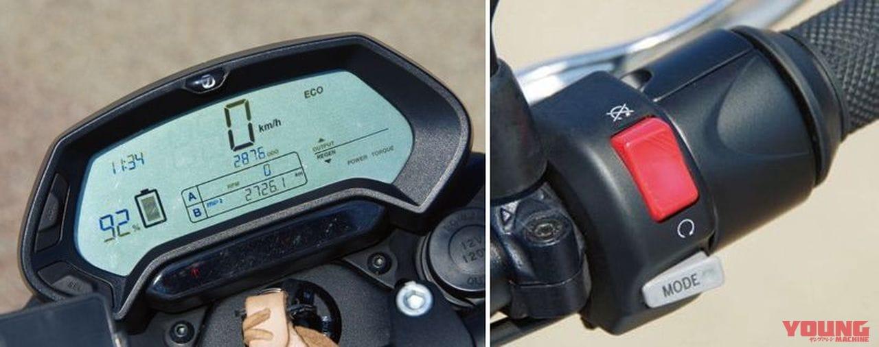 ZERO MOTORCYCLES ZERO SR