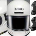最新技術をクラシカルデザインに! SHOEI「グラムスター(Glamster)」モノカラーのバリエーションを発表